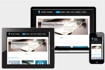 PrestaShop Templates und WordPress Themes