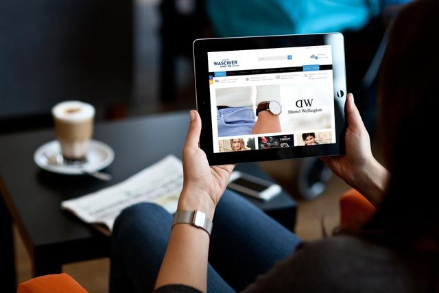Online Shop: Waschier