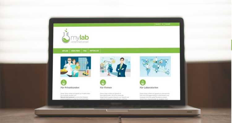 Online Shop: My-Lab