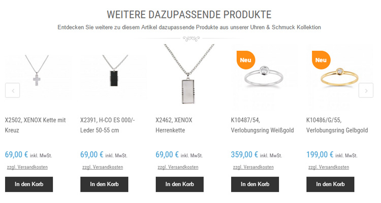 PrestaShop Modul: Product Category Stream