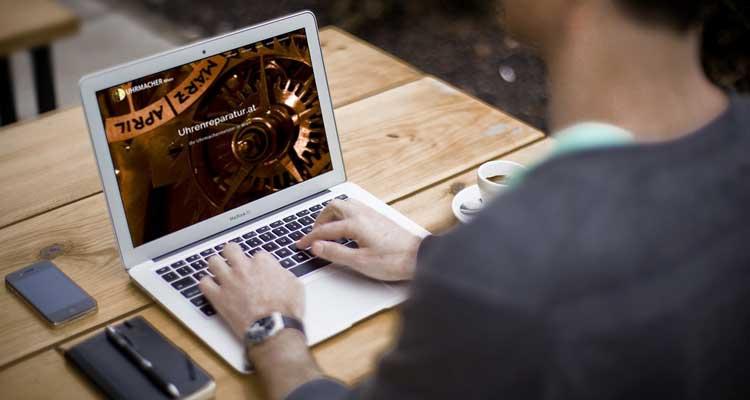 Webdesign Redesign, Responsive Webdesign mit WordPress