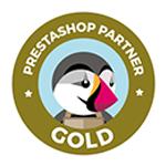 waschier-design ist PrestaShop zertifizierte Agentur (Gold Partner)