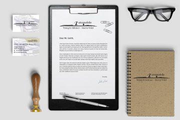 Logodesign und Corporatedesign für Martin Walzl